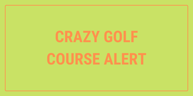 A new crazy golf course is opening at Branston Golf and Country Club near Burton, Staffordshire