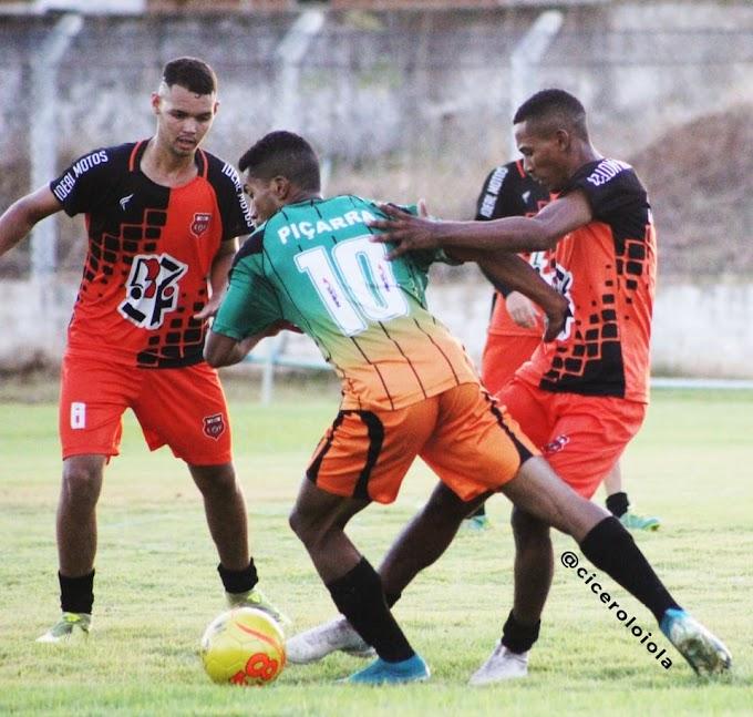 AMISTOSOS: BF bate Piçarra e Rua do Fio e Pé do Morro empatam em jogos preparatórios para a Copa Cidade.