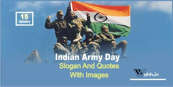Indian Army Day  Wishes With Images