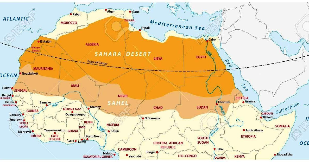 The sahara desert expanded by 10 in the last century gumiabroncs Image collections
