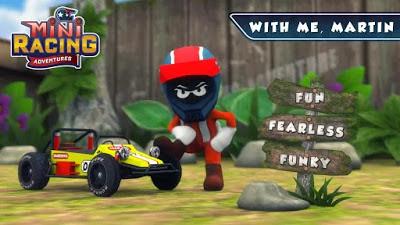 تحميل لعبة  Mini Racing Adventures APK النسخة المهكرة