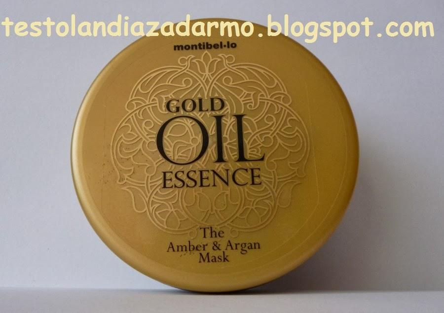9798b81f3a Chwytam szczęście  rodzina książki kosmetyki   Montibello Gold Oil ...