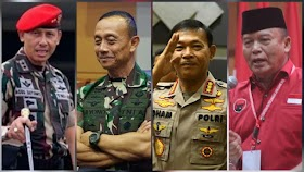 Moeldoko Disebut akan Tinggalkan KSP, Ini Nama-nama Sosok Jenderal Penggantinya