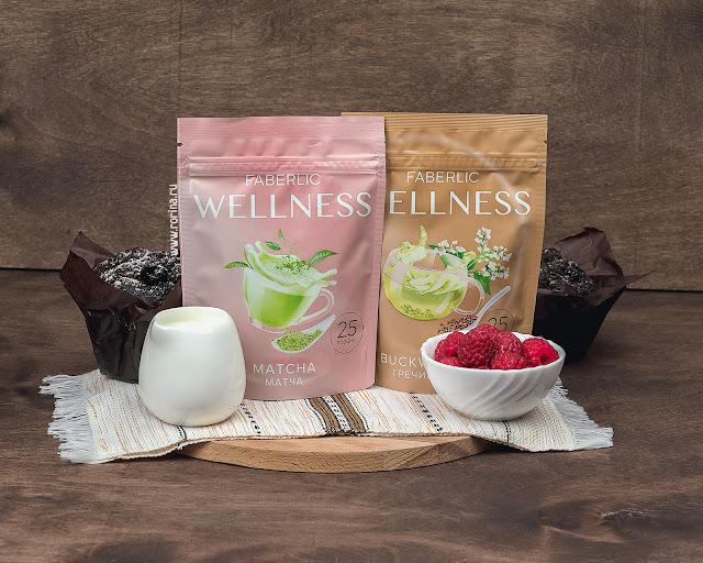 Матча и гречишный чай Faberlic: отзывы с фото