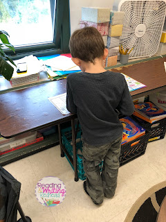 How to introduce flexible seating - ideas and tips !