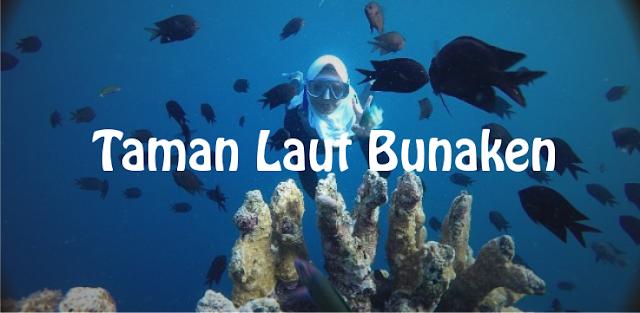 Taman Laut Bunaken Keren