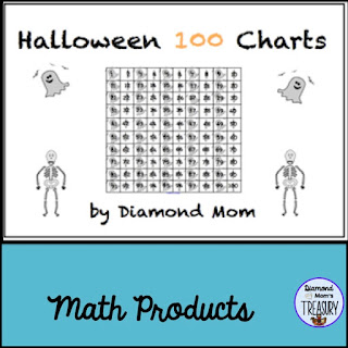 http://diamondmomstreasury.weebly.com/blog/halloween-math-and-literacy-fun