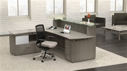Mayline Sterling Reception Furniture at OfficeFurnitureDeals.com