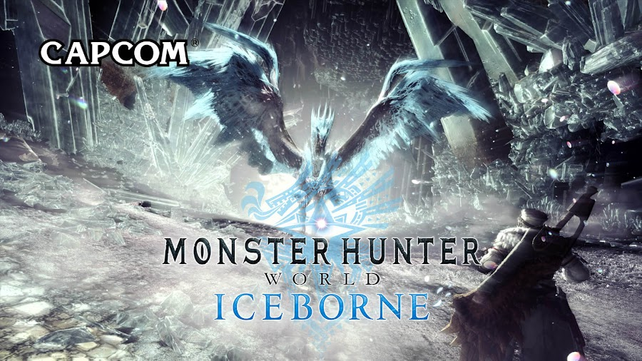 monster hunter world expansion iceborne ps4 xb1 capcom
