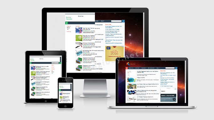 Jasa Redesign Template Blogger Terpercaya 2017