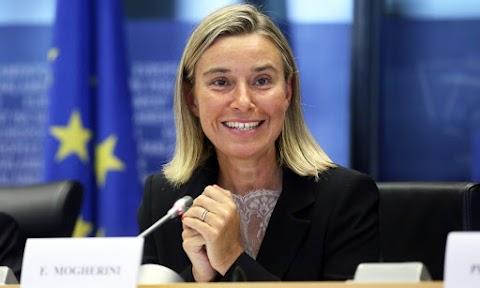 Mogherini: humanitárius fegyverszünetre van szükség Líbiában