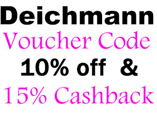 Deichmann Voucher Code February, Deichmann Voucher Code March, Deichmann Voucher Code April