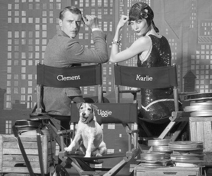 Americana Manhasset Catalog Inspired by Silent Films