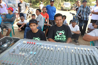Peserta Fosstip Wahid Audio Genting