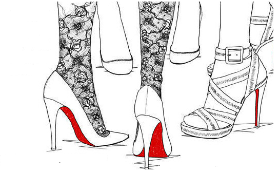 ee169c5d6 From clothes to shoes, every outfit is getting designed by famous relevant  designers. In shoe brands, Christian Louboutin shoes have ...