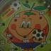 Coleccionismo: Juego de bolas del mundial de España 82 - Naranjito