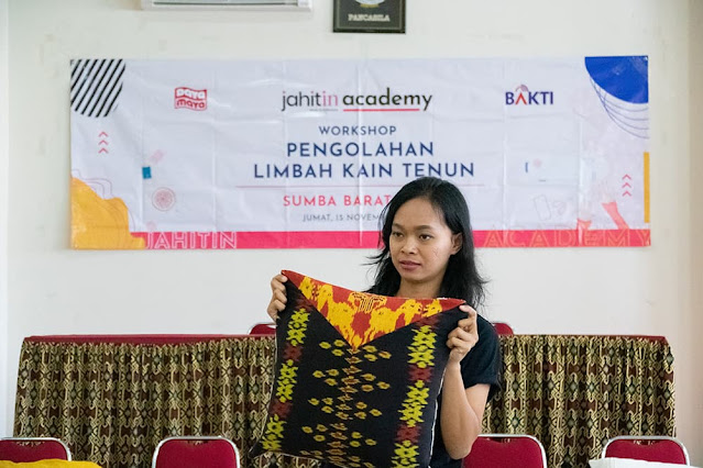 Jahitin Academy bersama Dayamaya