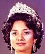 gandik diraja diamond tiara malaysia queen bahiyah kedah