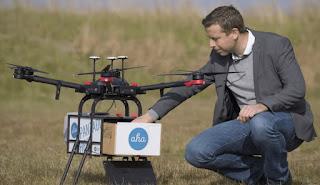 Cara Beli Drone Dari Luar Negeri Dan Perhitungan Pajaknya