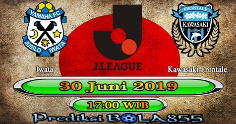 Prediksi Bola855 Iwata vs Kawasaki Frontale 30 Juni 2019