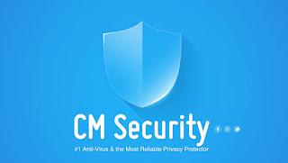 Aplikasi antivirus paling ampuh android Cm Security