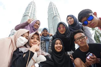 Menara Kembar Petronas Kuala Lumpur Malaysia