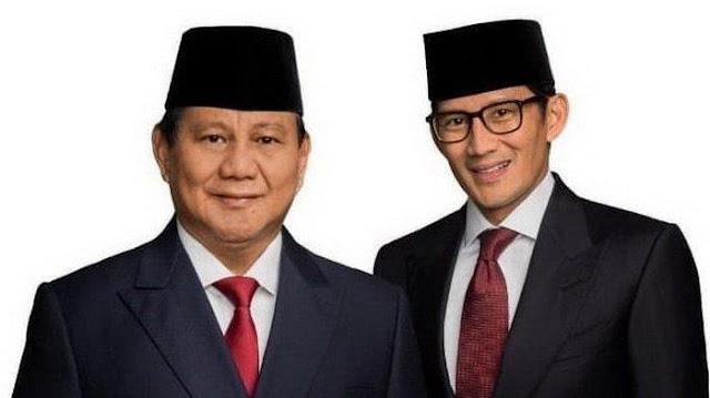 Jihar News, Hasil Situng KPU dan Quick Count Berbeda, Prabowo - Sandi Unggul Di Bengkulu