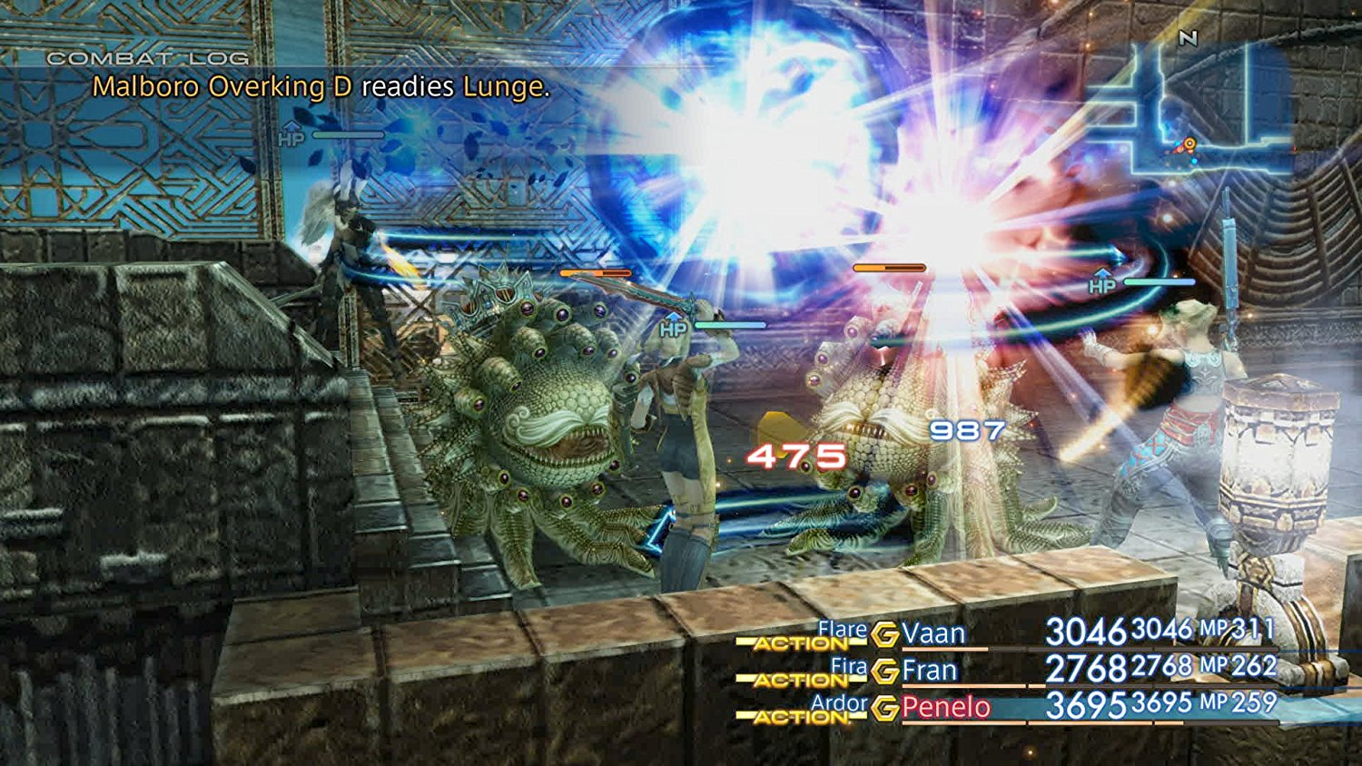 New Games: FINAL FANTASY XII - THE ZODIAC AGE (PlayStation 4) | The Entertainment Factor