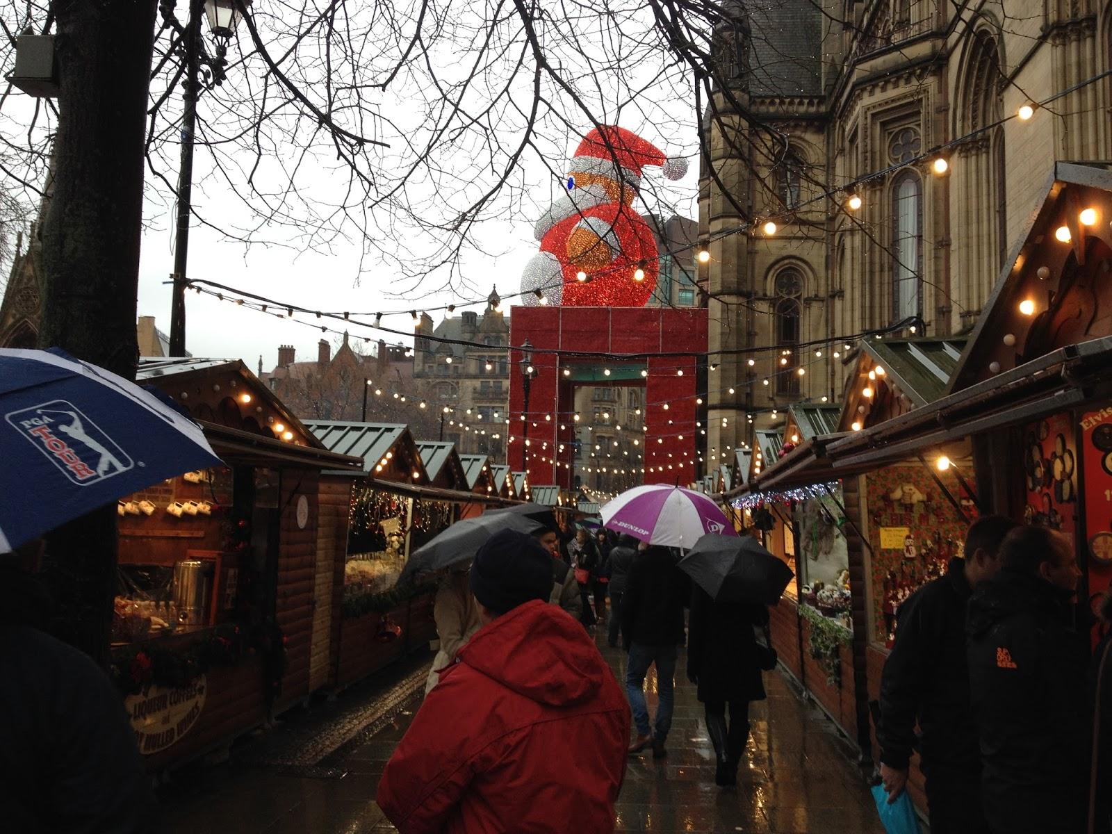The Travels Of Le Randonneur: Manchester Christmas Markets