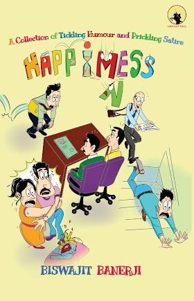 Happimess By Biswajit Banerji Book Review