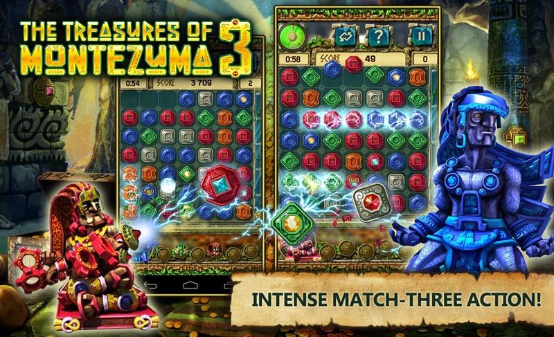 The Treasures of Montezuma 3 Free Game Download