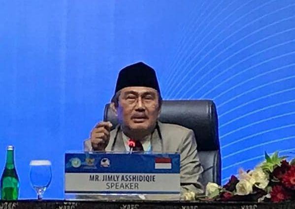Eks Ketua MK Setuju Presidential Threshold 0 Persen