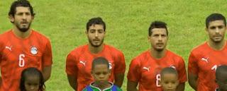 منتخب مصر لكرة القدم وتصنيف فيفا