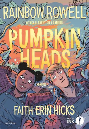Pumpkinheads di Rainbow Rowell e Faith Erin Hicks