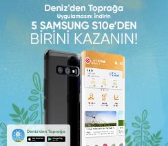 Denizden Toprağa 5 Samsung S10 Hediye