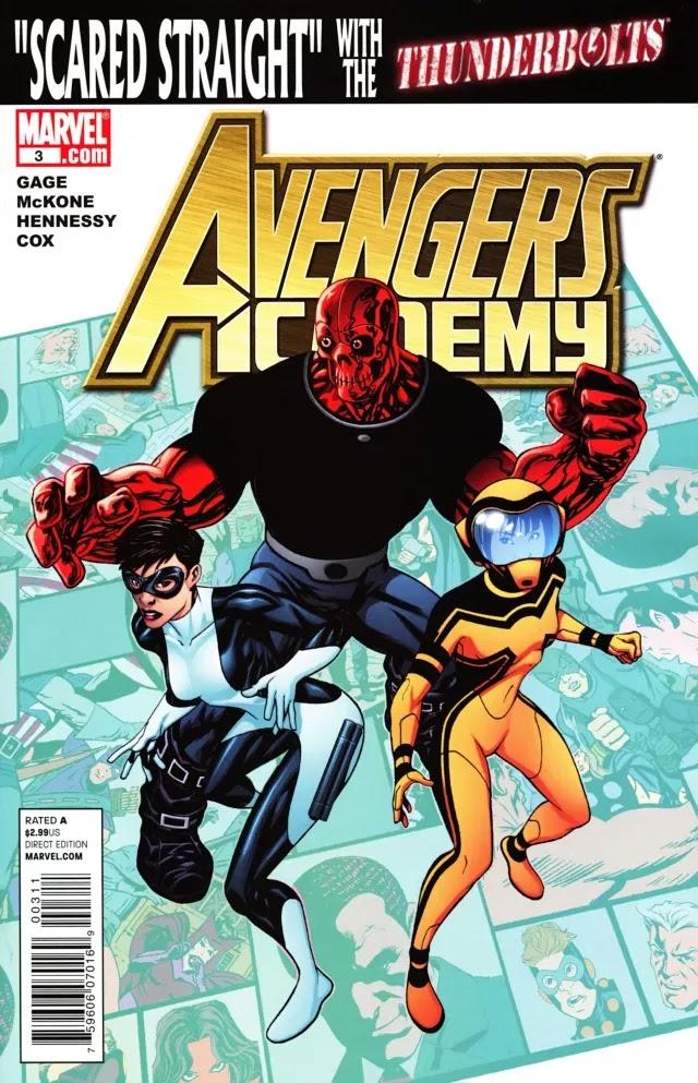 Avengers Academy Issue #3   Episode 3   Igor11 Online