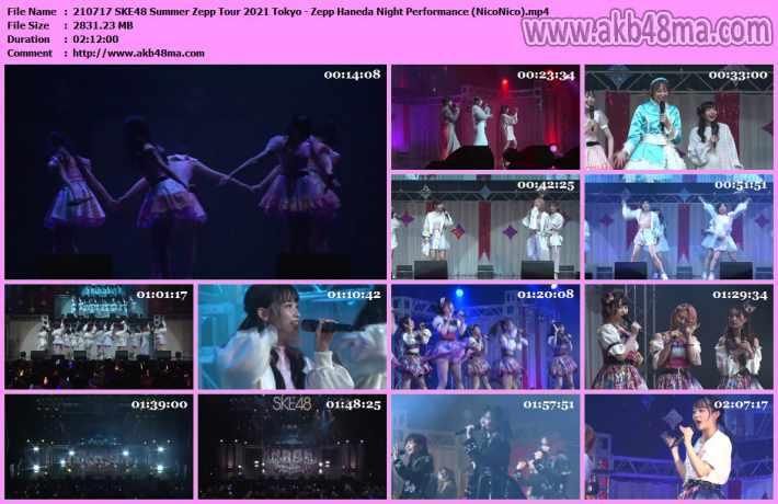 Zepp Haneda Night Performance