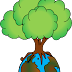 Save the Planet Clipart Poster