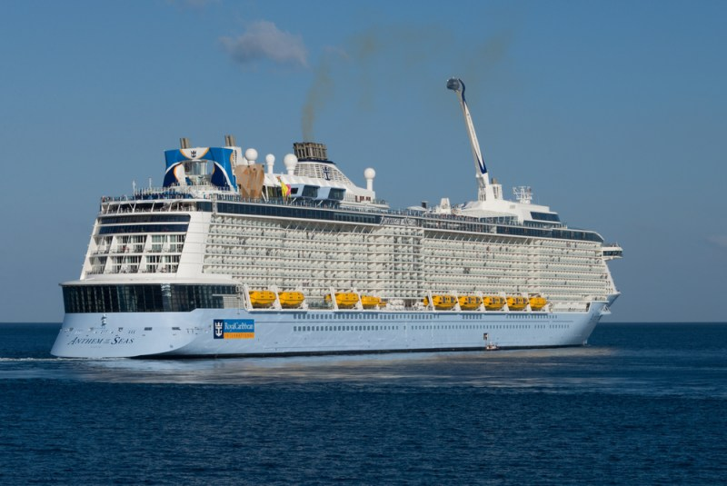 Royal Caribbean Faces Two Lawsuits Over Nightmare Cruise Into Storm