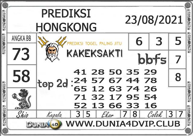 Prediksi Togel HONGKONG DUNIA4D 23 AGUSTUS 2021