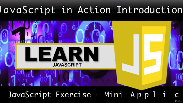 JavaScript in Action - 3 projects DOM JavaScript mini apps
