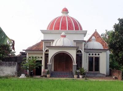 Model atap rumah minimalis bentuk kubah