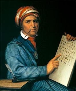 Sequoyah Atau Yang Dikenal Dengan George Gist