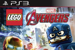 LEGO Marvel's Avengers PS3 Fix Cfw 3.41 3.55 4.21+