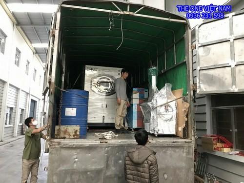 Máy giặt sấy công nghiệp cho tiệm giặt Nghệ An