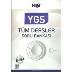 Bi Not Yayınları YGS Tüm Dersler Soru Bankası (2017)