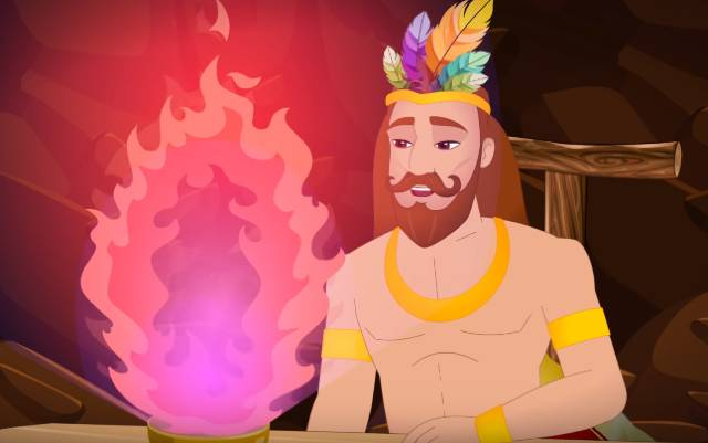 The Dreamcatchers Story for Kids | Bedtime Stories | Panchatantra Stories