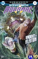 DC Renascimento: Aquaman #28