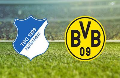بث مباشر مشاهدة مباراة بوروسيا دورتموند وهوفنهايم مباشر اليوم 27-6-2020 في الدوري الالماني