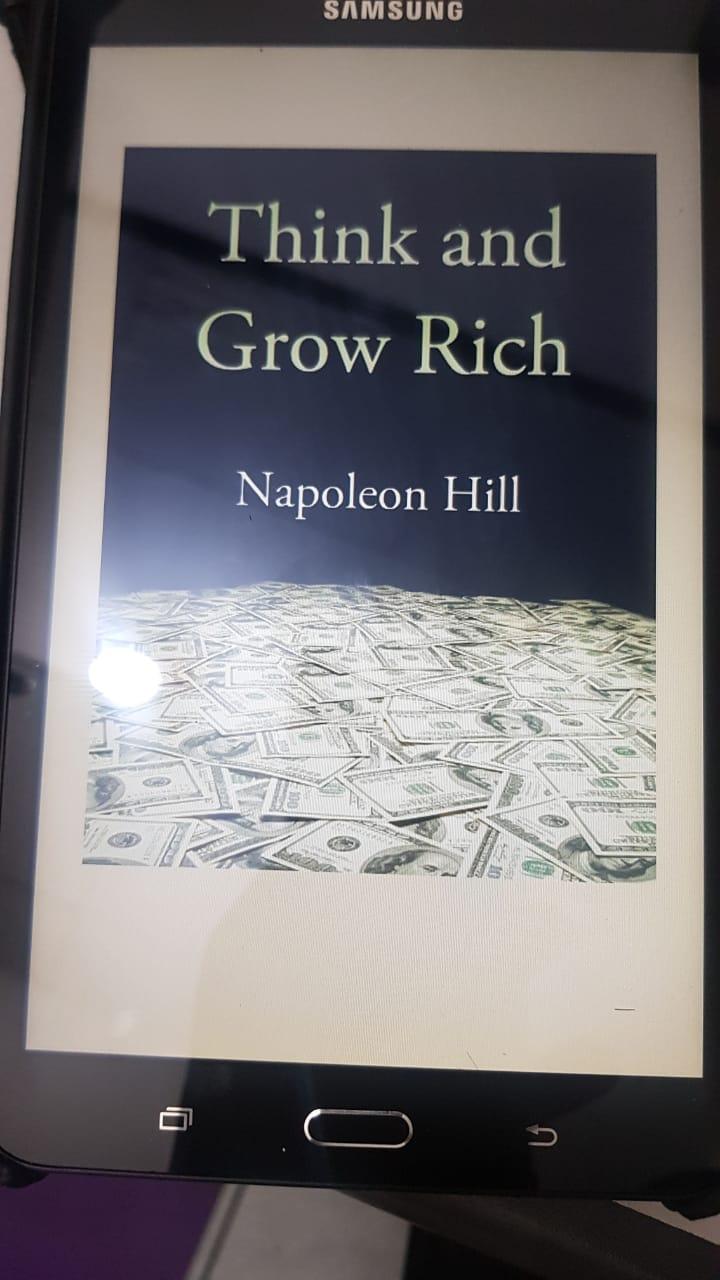Buku: Think and Grow Rich - Napolen Hill